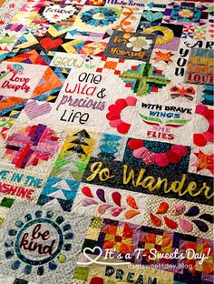 Aren't Quilt shows fun? I love to see all of the pretty colors and designs that have been sewn together by so many talented people.  I am grateful that Amy @Amy's Creative S…