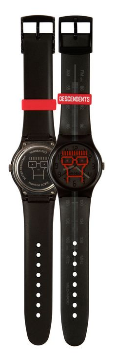 Descendents Timeage Vannen Music Art Watch