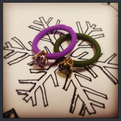 #missbibi #bague #ring #colors #couleurs #violet #purple #green #silicone #silicon #playtime #play #game #jeux #toys #jouets #design #bijoux #jewelry
