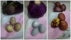 Βάψτε φυσικά τα Πασχαλινά αυγά DYI Easter Eggs Naturally Пасхальные яйца