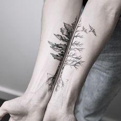 Tatuajes de compuestos muneca