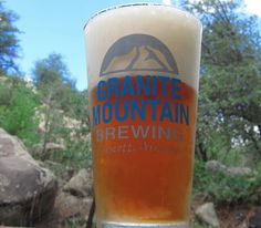 When we were in Prescott, Arizona we stopped by Prescott Brewing Company. Then we hit up Whiskey Row and ended our trip at Granite Mountain Brewing. Best beers in town!