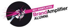 2011 Brand Amplifier Alumni Badge