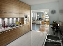 Projekty domów LK Projekt LK&683    wnętrze 3