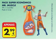 #creme #limpeza #mr #muscle #CP #W34 #PD