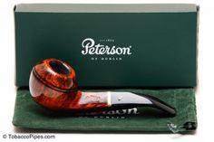TobaccoPipes.com - Peterson Kinsale XL15 Smooth Tobacco Pipe Fishtail, $129.60 #tobaccopipes #smokeapipe (http://www.tobaccopipes.com/peterson-kinsale-xl15-smooth-tobacco-pipe-fishtail/)