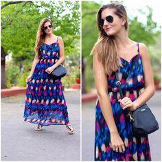 Look of the day: Choies Dress, Mango Sandals, Mango Bag #marilynscloset #fashionblogger #streetstyle #fashion #moda #maxidres #vestido #girl #spain #blogger #mango http://marilynsclosetblog.blogspot.com.es/2015/08/open-back.html
