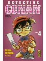 Détective Conan tome 4 Gosho Aoyama, Free Reading, Conan, Ebook Pdf, Books To Read, I Am Awesome, Manga, Books Online, Personal Development
