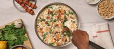 Spinach Salad Dressing without Bacon Inspirational Italian Chicken Skillet with Spinach and Bacon Campbell Soup Company, Cooking Recipes, Healthy Recipes, Yummy Recipes, Salad Recipes, Healthy Snacks, Mushroom Soup Recipes, Skillet Chicken, Skillet Meals