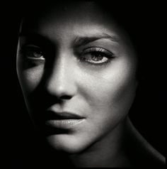 Marion Cotillard by Alain Duplantier