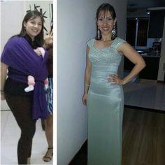 Feliz lunes! Quiero comenzar la semana con esta foto de la transformación de @carolina2378 porque creo que no hay NADA que aumente más la #motivación que saber que tener la total y absoluta certeza de que sí puedes verre como quieres y sentirte genial! (Cuando haces lo correcto). Carolina ha perdido más de 18 kilos desde que inició su camino #saludable pasando por mi Programa de #CoachingNutricional #TuNuevoCuerpo. Ella tiene #hipotiroidismo de Hashimoto (una condición autoinmune que…