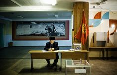 Faded Tulips: Kyrgyzstan's Counterfeit Revolution by William Daniels