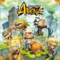 Krosmaster: Arena   Board Game   BoardGameGeek