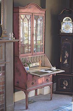 Gorgeous Secretary By Jonathon Marc Mendes Shabby Chic Desk, Shabby Chic  Furniture, Vintage Furniture