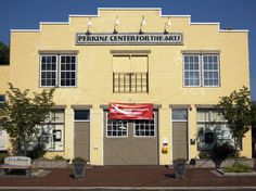 """COLLINGSWOOD CENTER In 2002, Perkins Center expanded to a satellite facility in Collingswood, Camden County. Plans are underway to fully renovate the building to include quality art studios, classrooms and exhibition spaces within an environmentally sensitive """"green building."""" #PerkinsCenter #Collingswood"""