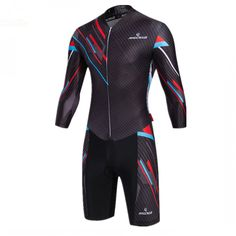 Cheap cycling sets, Buy Quality triathlon men suit directly from China mtb bike clothing Suppliers: Men's Cycling Sets Black Long Sleeve Jumpsuit 2017 High Fabric Ropa Ciclismo Maillot MTB Jersey Bike Clothing Triathlon Suit Bike Wear, Cycling Wear, Cycling Outfit, Cycling Jerseys, Men's Cycling, Triathlon Shop, Triathlon Clothing, Cycling Clothing, Mountain Bike Clothing