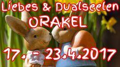 Liebes & Dualseelen ORAKEL 💖 17. - 23.4.2017 | Claudia Luka