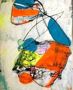 "Greg Holden Regan - ""Feather Eye"" - Print"