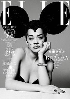 .rita ora for ELLE magazine #ritaora #elle