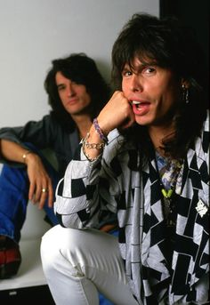 Unconditional love  Joe Perry & Steven Tyler