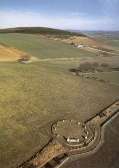 The Recumbents, Northeast England.