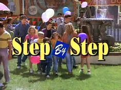 Step by Step (1991-1997), I enjoyed this show on TGIF line-up on Friday nights during the 1990's and also had crush on Christine Lakin....