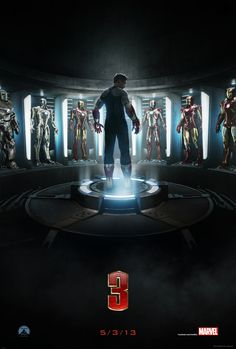 First Look: Iron Man 3 Trailer. Are you excited for this?