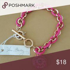 HOST PIC   BRACELET  (Vera Bradley) New with tags. Vera Bradley Jewelry Bracelets