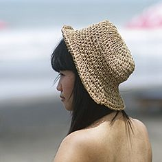 Sea Grass Crochet Summer Hat (Indonesia) | Overstock.com sometimes hats are cute great when in the sun or rain