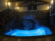 awesome indoor hot tubs - Google Search