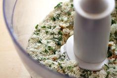 Legume la cuptor cu crocant de paine