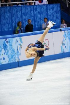 Figure Skating: 2014 Winter Olympics: Japan Mao Asada in action during Women's Free Skating Program at Iceberg Skating Palace. Sochi, Russia 2/20/2014 CREDIT: Al Tielemans (Photo by Al Tielemans /Sports Illustrated/Getty Images) (1024×1538)