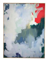 Jenny Prinn Acceleration 2. We are all in love with Jenny Prinn over here Gorgeous use of color and highly expressive yet calming at the same time An