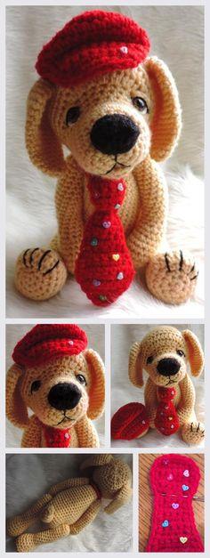 Cutie Dog PDF Tutorial #amigurumi #amigurumipattern #amigurumipdf #amigurumitutorial #crochettoys #crochettutorial