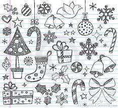 Image result for winter doodles