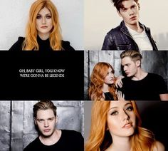 Clary and Jace || Clace || part 1/2