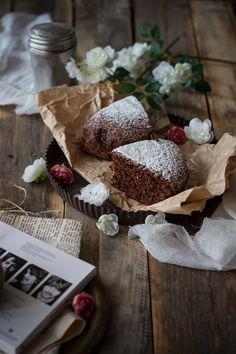 Torta al cioccolato, noci e Rum