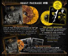 Vault Platinum Package #18 - Third Man Records