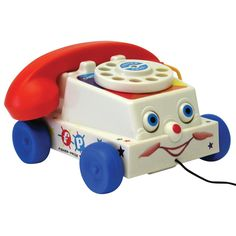 Fisher Price Phone.....still have one !