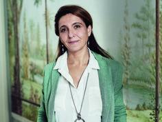 María Cristina Mangano Puig: V baronesa de Vallvert