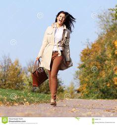 happy-walking-woman-autumn-park-full-length-56981175.jpg (1300×1390)