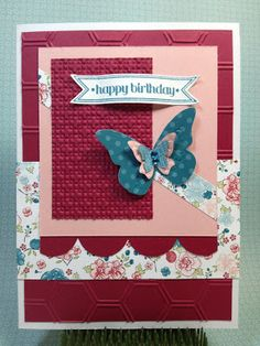 Happy Birthday Itty Bitty Banners MOJO280 by laura513 - Cards and Paper Crafts at Splitcoaststampers