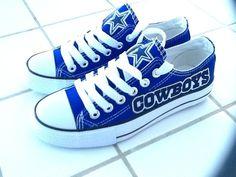 Dallas  Cowboys Tennis Womans Tennis Shoes