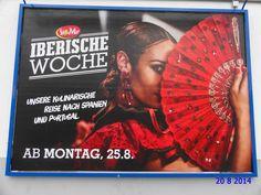 371. - Plakat in Stockach. / 20.08.2014./