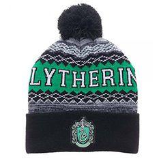 Harry Potter Slytherin Beanie Hat Harry Potter Hat 97cecd8d9bbc