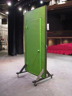 theatre door prop \u0026 1000 images about freestanding theatre doors  theatre door prop - mdmilnes & Pin by Sarah Martin on Stagecraft. | Pinterest