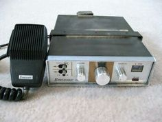 CB radio, the way to chat in the 70's