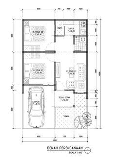 Image Result For Desain Rumah Minimalis Green House