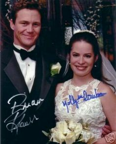 Charmed Leo and Piper's Wedding Photo