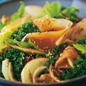 Salade nordique - une recette Salade - Cuisine